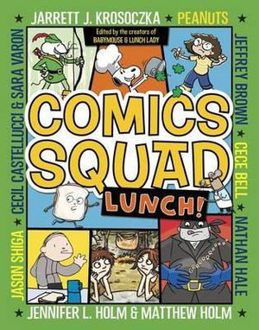 Picture of Comics Squad #2