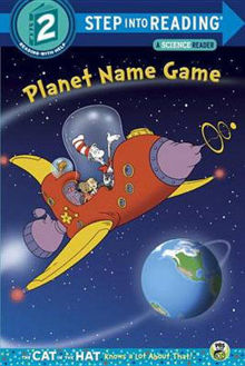 Picture of Planet Name Game (Dr. Seuss/Cat in the Hat)