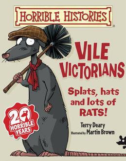 Picture of Horrible Histories: Vile Victorians