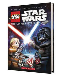 Picture of LEGO STAR WARS: THE EMPIRE STRikes out (HB)
