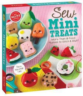 Picture of Sew Mini Treats Klutz