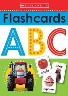 Picture of Flashcards ABC (Scholastic Early Learners)