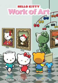 Picture of Hello Kitty Work of Art