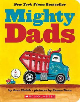 Picture of Mighty Dads A Board Book