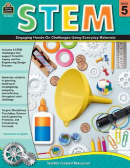 Picture of Stem Engaging Hands-On Challenges Using Everyday Materials (Gr. 5)