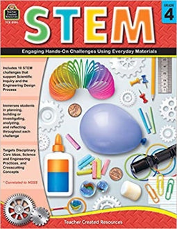 Picture of Stem: Engaging Hands-On Challenges Using Everyday Materials (Gr. 4)