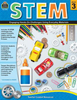 Picture of Stem Engaging Hands-On Challenges Using Everyday Materials (Gr. 3)