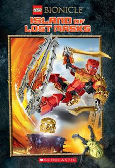 Picture of Island of the Lost Masks Lego Bionicle