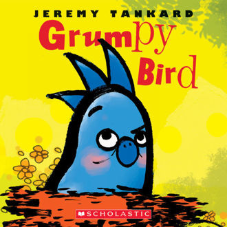 Picture of Grumpy Bird