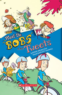 Picture of Bobs and Tweets #1: Meet the Bobs and Tweets