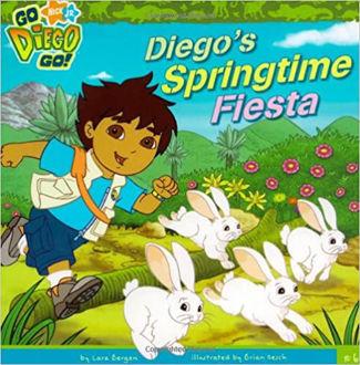 Picture of Diego's Springtime Fiesta Go, Diego, Go!