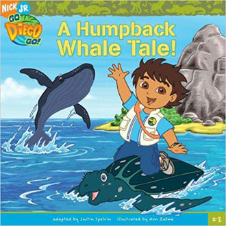 Picture of A Humpback Whale Tale Go, Diego, Go!