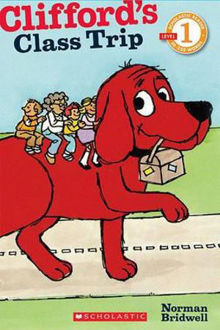 Picture of Clifford's Class Trip