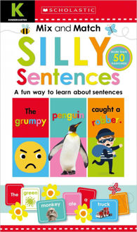 Picture of Kindergarten Mix & Match Silly Sentences