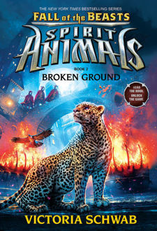 Picture of Spirit Animals: Fall of the Beasts #2: Broken Ground