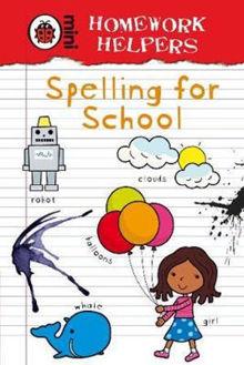 Picture of Ladybird Homework Helpers Spelling for School