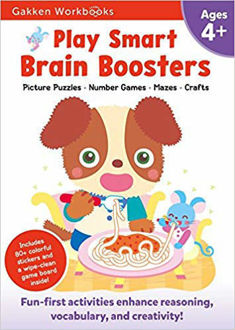 Picture of Play Smart Brain Boosters 4+