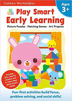 Picture of Play Smart Early Learning 3+