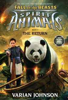 Picture of Spirit Animals: Fall of the Beasts #3: The Return