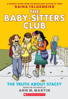 Picture of The Baby-Sitters Club Graphix #02: The Truth About Stacey