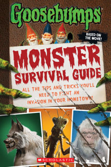 Picture of Goosebumps The Movie: Monster Survival Guide