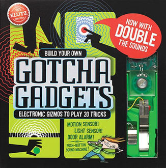 Picture of Klutz: Build Your Own Gotcha Gadgets