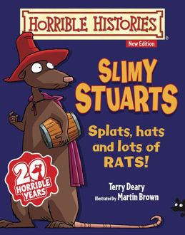 Picture of Horrible Histories: Slimy Stuarts