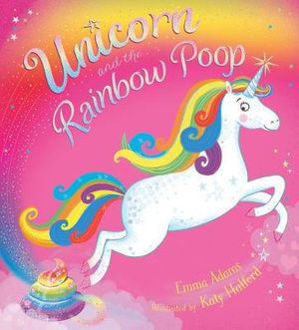 Picture of Unicorn and the Rainbow Poop