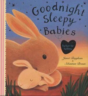 Picture of Goodnight Sleepy Babies