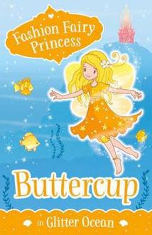 Picture of Buttercup in Glitter Ocean