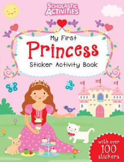 Picture of My First Princess Sticker Activity Book