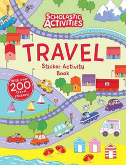 Picture of Travel Sticker Activity Book