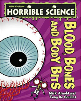 Picture of Horrible Science - Blood, Bones & Body Bits