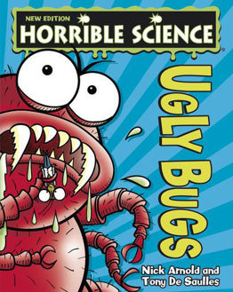 Picture of Horrible Science - Ugly Bugs