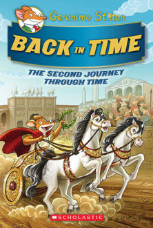 Picture of Geronimo Stilton Special Edition: The Journey Through Time #2: Back in Time