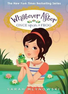 Picture of Once Upon a Frog (Whatever After #8) Whatever After