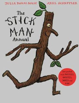 Picture of The Stick Man Annual 2019