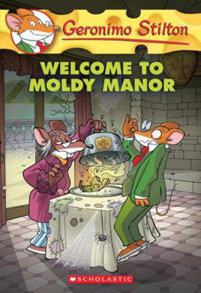 Picture of Welcome to Moldy Manor Geronimo Stilton : Book 59