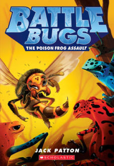 Picture of Battle Bug #3: The Poison Frog Assault
