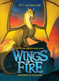 Picture of Wings of Fire #10: Darkness of Dragons