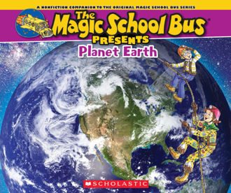 Picture of The Magic School Bus Presents: Planet Earth