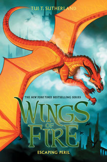 Picture of Wings of Fire #8: Escaping Peril