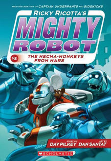 Picture of Mighty Robot vs The Mecha-Monkeys From Mars