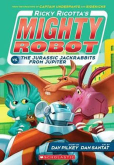 Picture of Mighty Robot vs the Jurassic Jack Rabbits from Jupiter