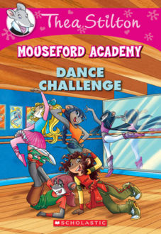 Picture of Thea Stilton Mouseford Academy #4: Dance Challenge