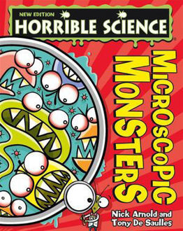 Picture of Horrible Science - Microscopic Monsters