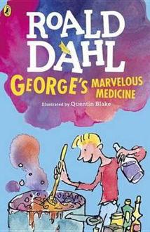 Picture of George's Marvellous Medicine