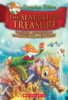 Picture of Geronimo Stilton: The Kingdom of Fantasy #6: The Search for Treasure