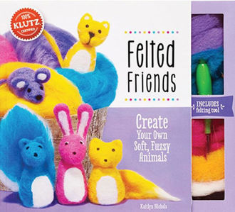 Picture of Klutz: Felted Friends