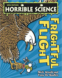 Picture of Horrible Science - Frightful Flight